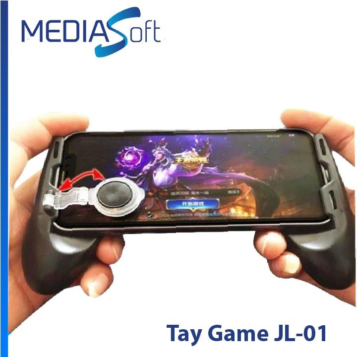 Tay Cầm Game  JL-01 Chơi PUBG Cho Điện Thoại  hệ điều hành Android / IOS