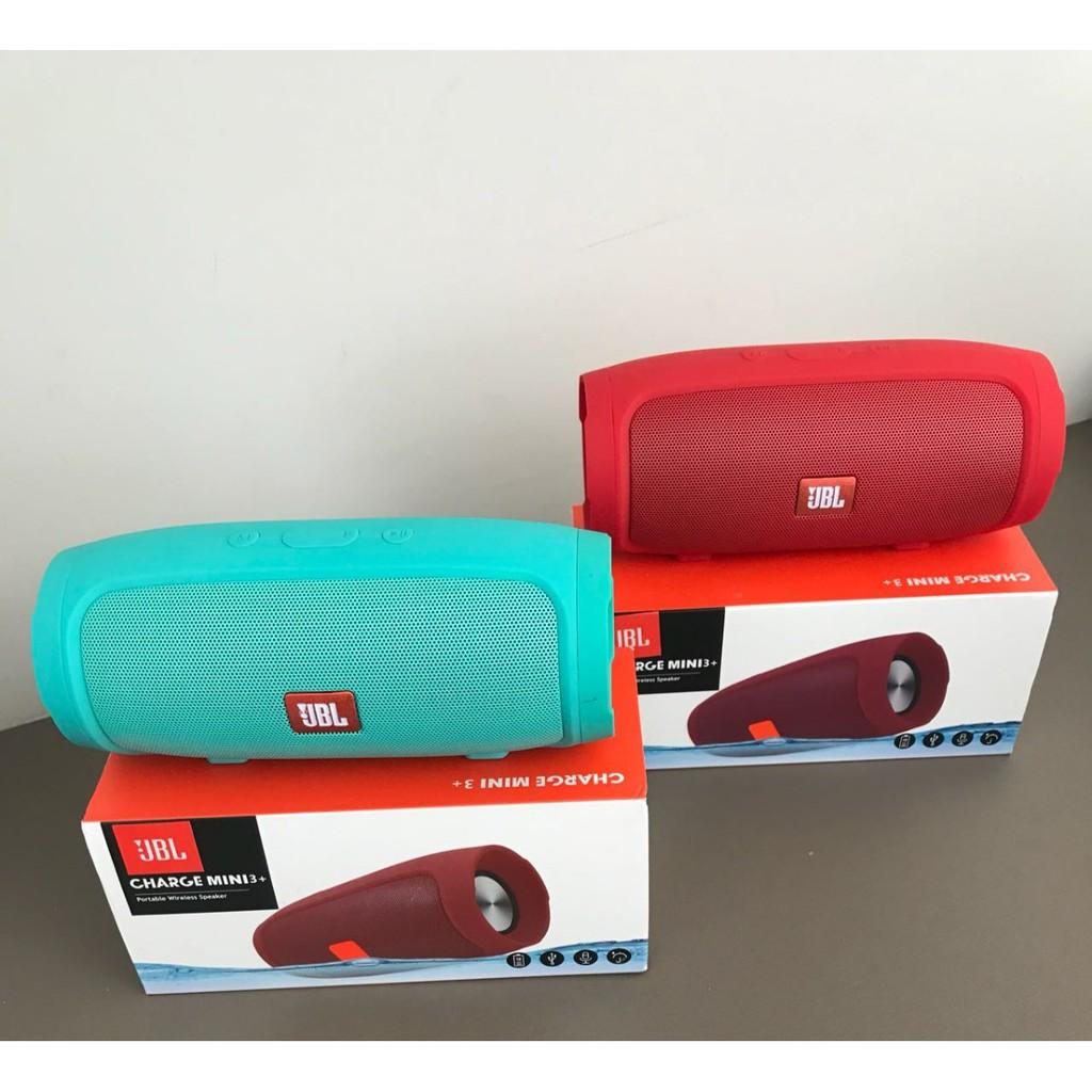Loa Bluetooth Charge Mini 3+ âm thanh cưc đã