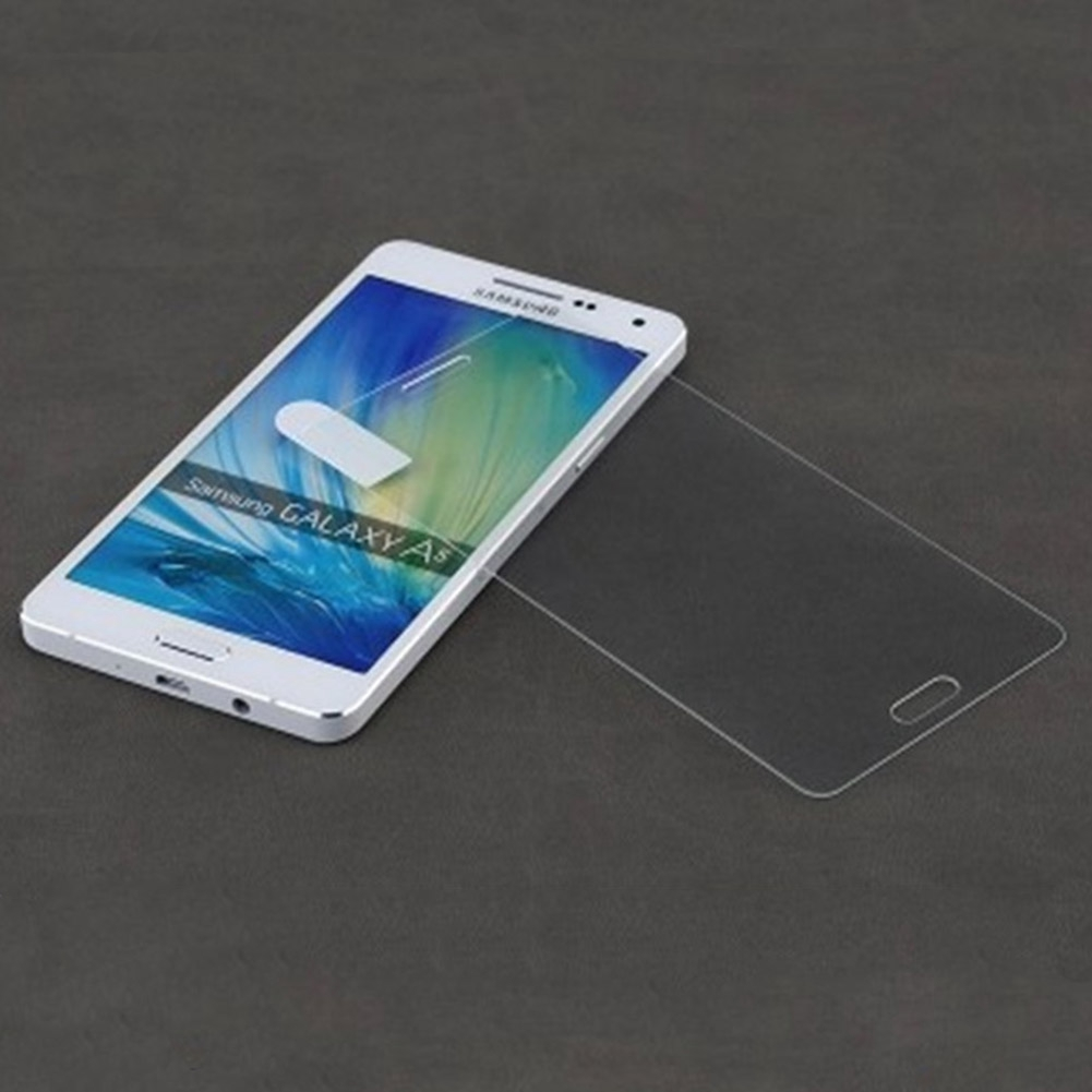 0.26mm Tempered Glass for Samsung A5 Arc Edge Anti Print Film