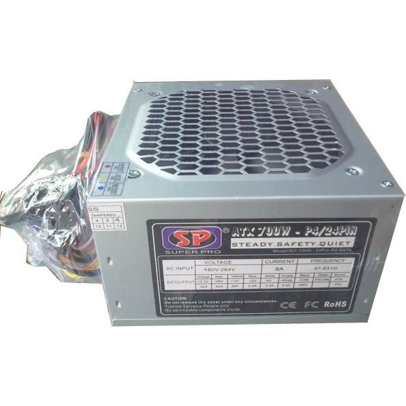 Nguồn Máy Tính SP 700W (SUPER PRO)