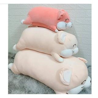 gấu bông chuột xinh xắn 90cm kèm ảnh thật