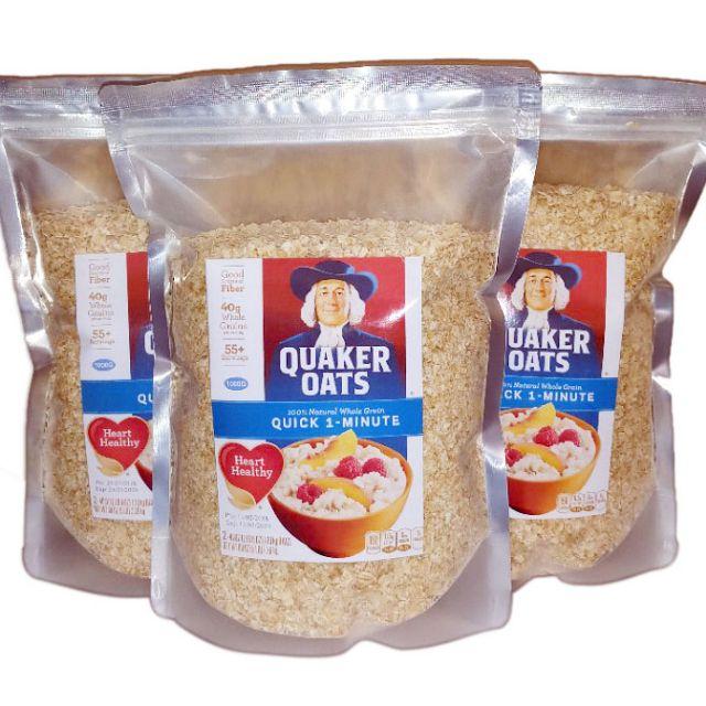 5kg yến mạch quaker oats