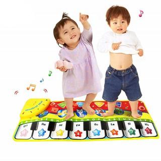 [Nhập mã TOYAUG hoàn 10% tối đa 15K xu cho đơn từ 99K]Thảm nhạc piano chạm là chơi nhạc cho bé