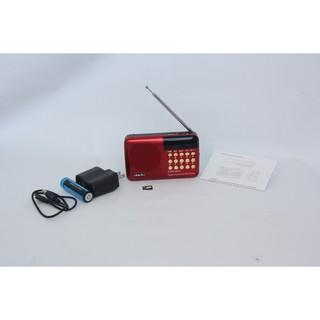 Máy niệm Phật, máy nghe pháp K-518