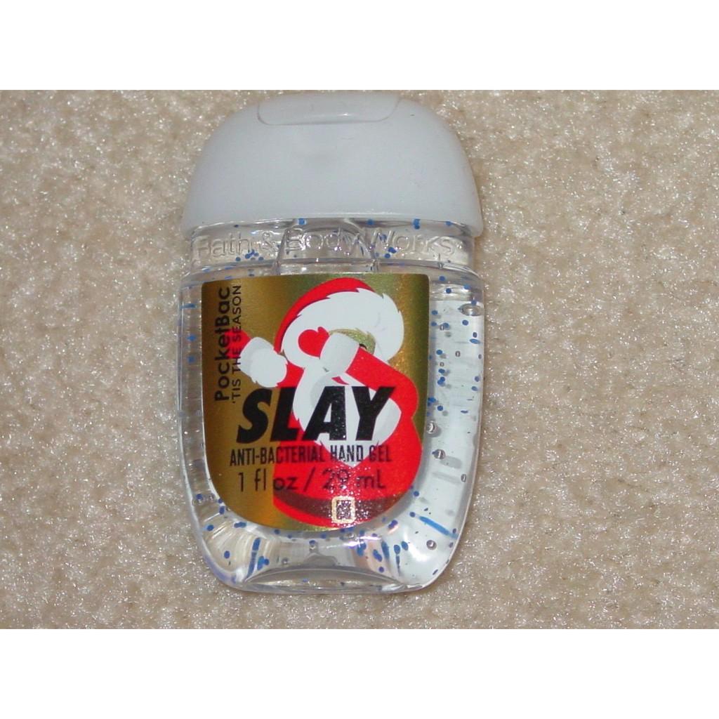 NƯỚC RỬA TAY KHÔ BATH BODY WORKS SLAY. - 3357488 , 786827866 , 322_786827866 , 42000 , NUOC-RUA-TAY-KHO-BATH-BODY-WORKS-SLAY.-322_786827866 , shopee.vn , NƯỚC RỬA TAY KHÔ BATH BODY WORKS SLAY.
