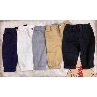 Quần dài kaki Zara nhí 1-5Y (10-19kg)