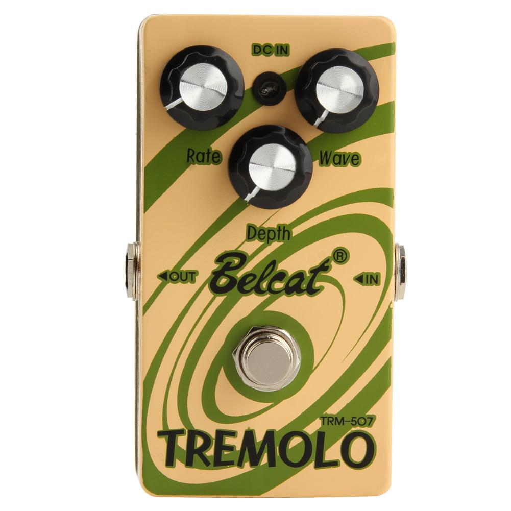 Tremolo Guitar Effect Pedal True Bypass Guitar Parts Accessories