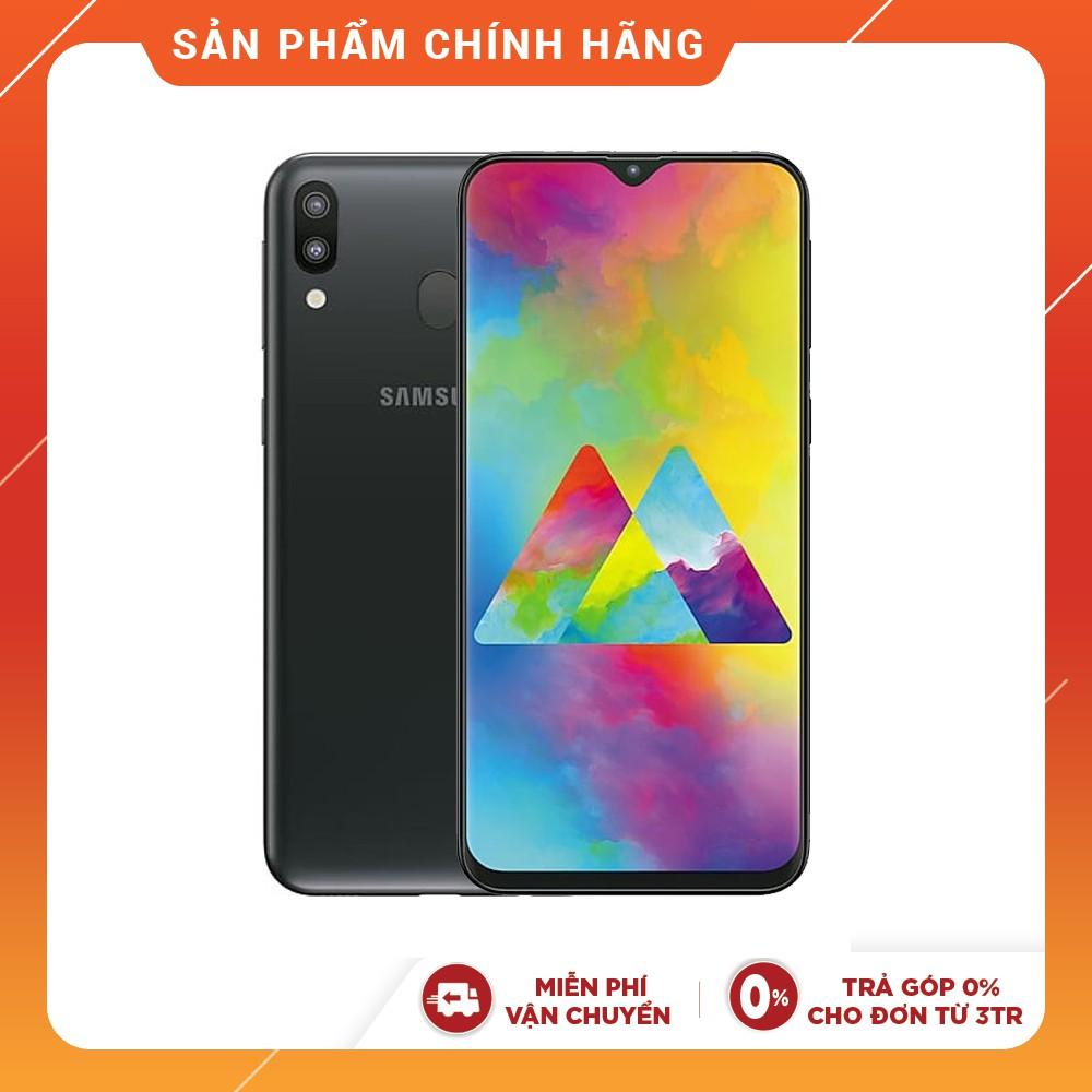 [ELMT300 giảm 4%] [Trả góp 0%] Điện thoại di động Samsung M20 - Hàng chính hãng