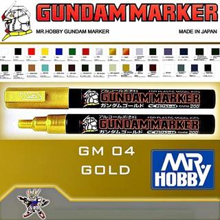 Bút kẻ lằn chìm Gunpla Mr. HOBBY GM04 Made In Japan Gundam Marker tô màu mô hình lắp ráp Gundam Bandai