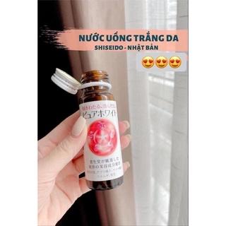 [ Chính hãng 100%] Nước uống Collagen Pure shiseido pure white Nhật bản thumbnail