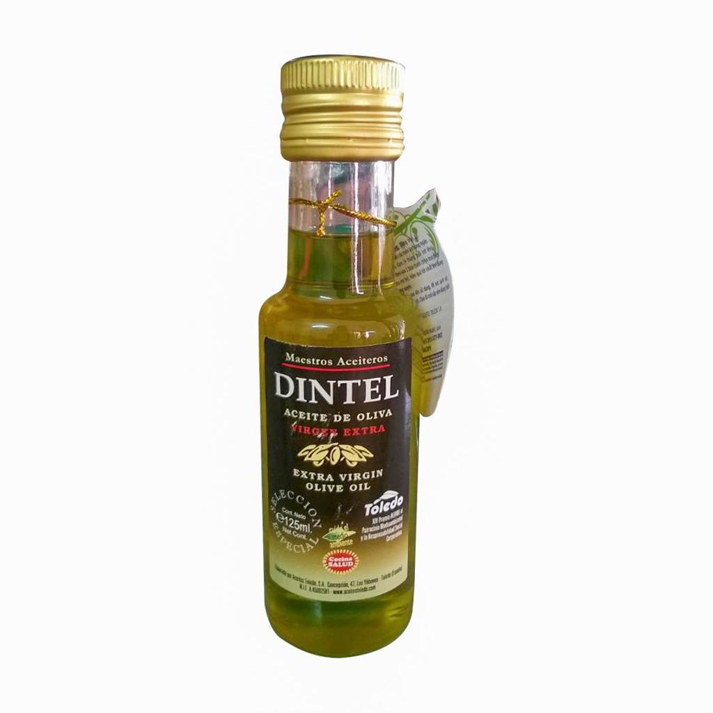 Dầu Olive Dintel Extra Virgin siêu nguyên chất 125ml