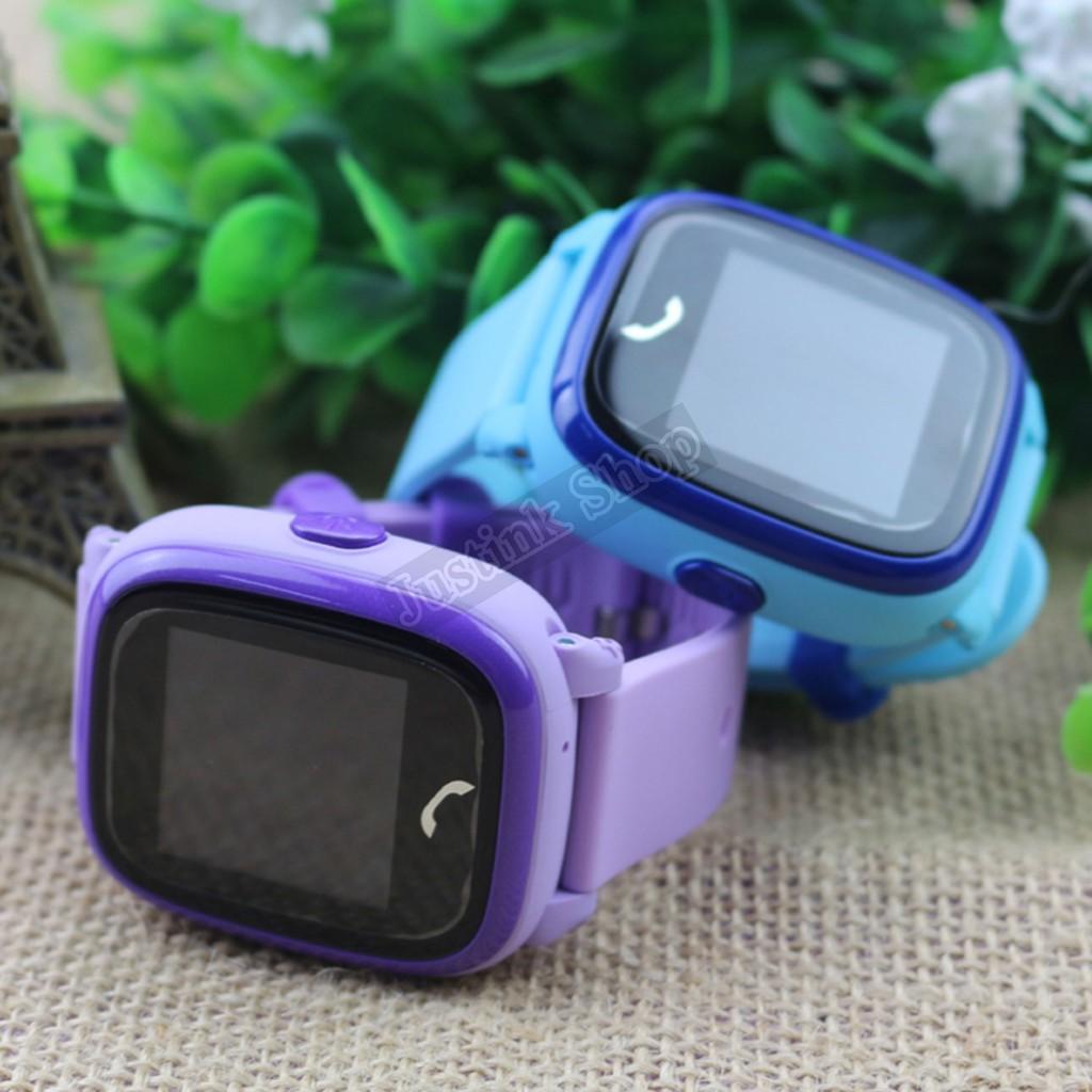 Đồng hồ định vị GPS DF25 màn hình cảm ứng chống nước chuẩn IP67 - Đồng hồ  thông minh