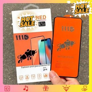 Kính Cường Lực iPhone Full Màn 111D Siêu Cứng Kính Iphone Chống Xước cho 6 6S 7 8 Plus X XS XS MAX 11 PRO MAX thumbnail