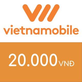 Hình ảnh Vietnamobile 20.000-0