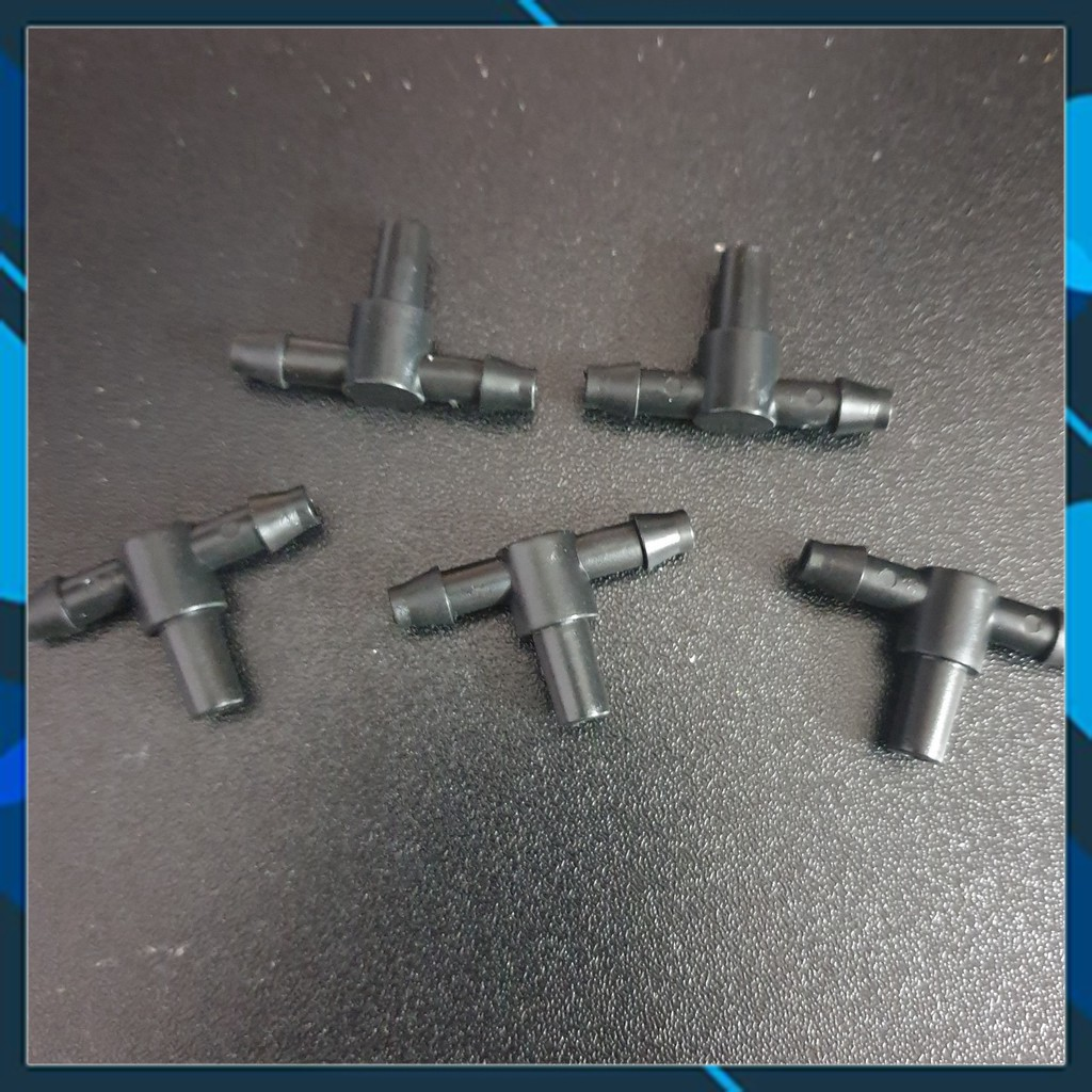 Bộ 20 chiếc tê chia 2 đầu gân 1 đầu trơn cho ống 4/7 - 6 mm   Shopee Việt Nam