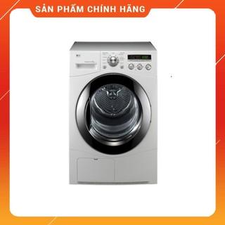 [ Miễn phí vận chuyển lắp đặt tại Hà Nội ] Máy sấy ngưng tụ quần áo LG 8 kg DR-80BW