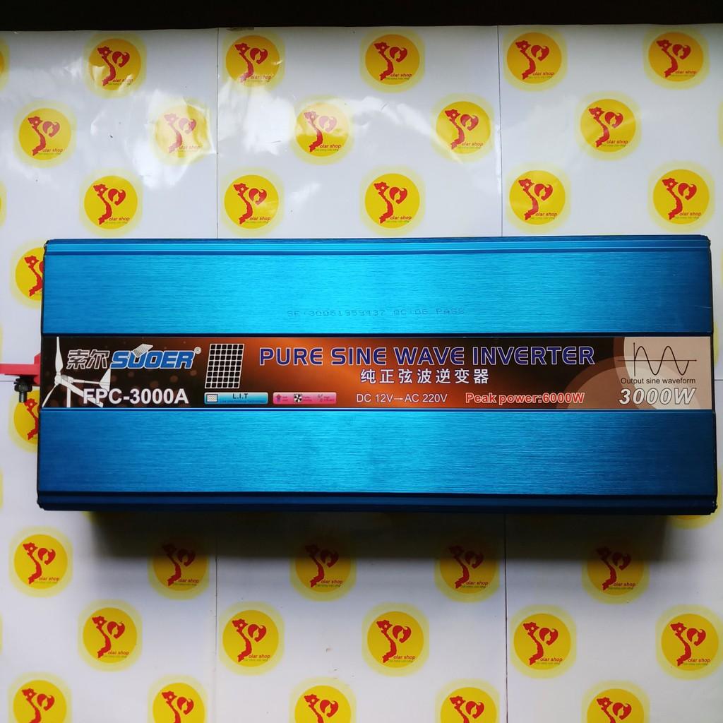 Bộ kích điện sin chuẩn SOUER 3000W