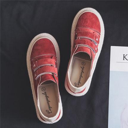 [Order] Giày vải lụa nữ ulzzang hongkong kèm ảnh thật