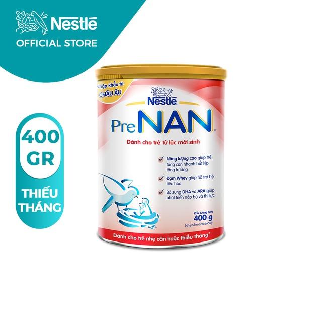 Sữa Bột Nestle PreNAN - Hộp 400gram