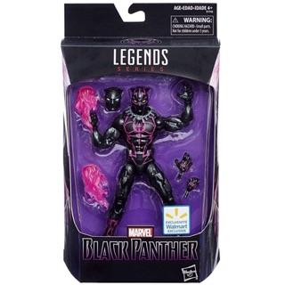 Bộ mô hình Marvel Legends Black Panther ( Walmart) chính hãng từ Mỹ