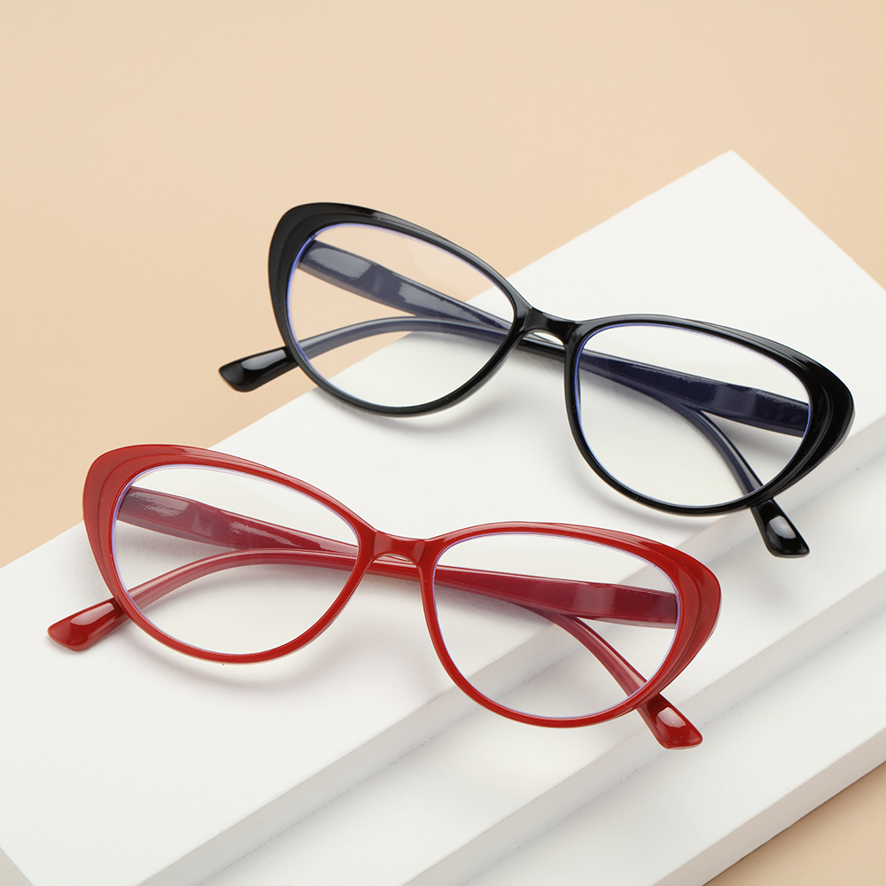 🎈FUTURE🎈 Fashion Reading Glasses Women & Men Readers Eyewear Presbyopia Eyeglasses Ultra-clear Vision Round Floral Frame Anti Glare Vintage Spring...