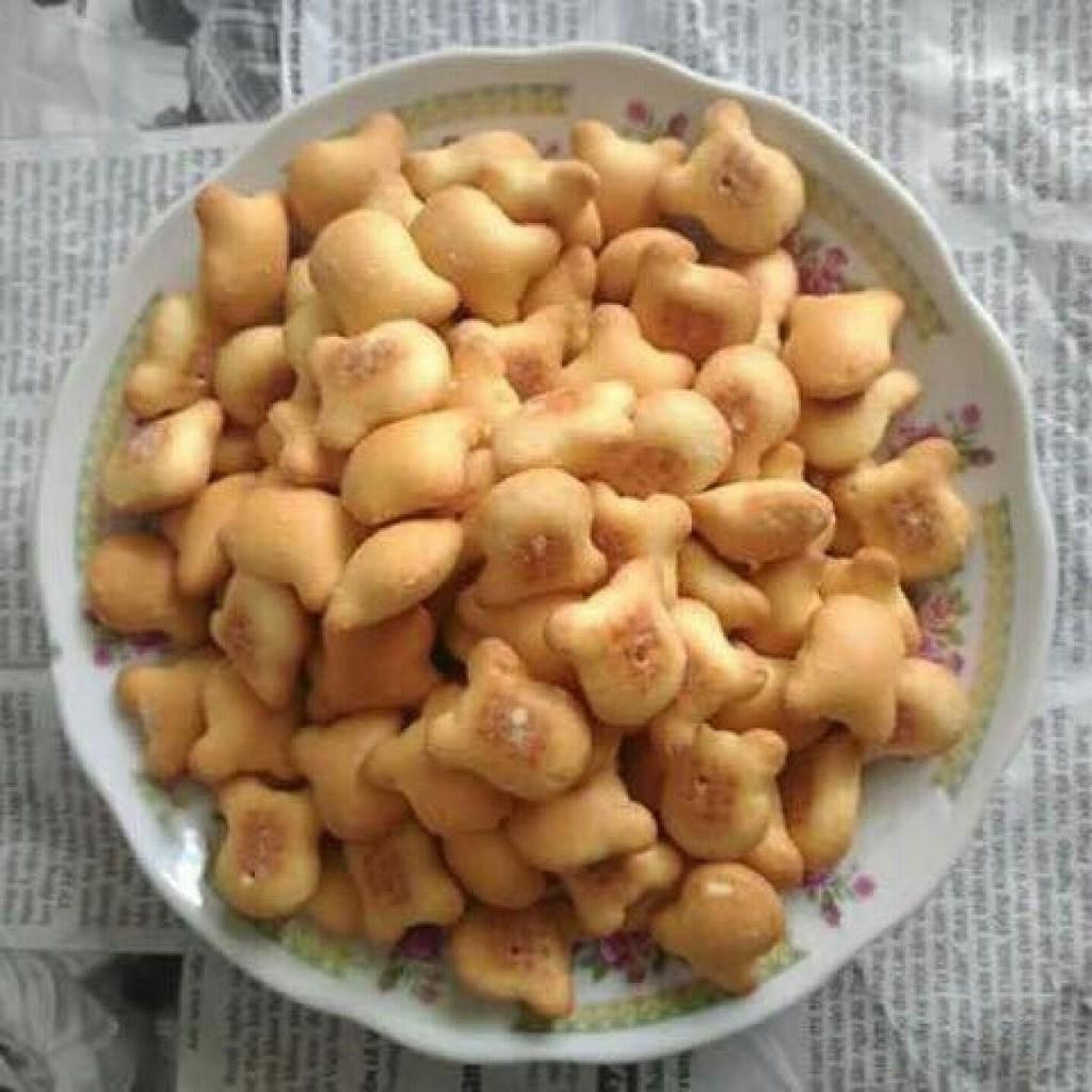 0,5Kg Bánh Gấu Thiên Hồng