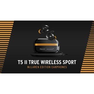 Tai nghe Klipsch T5 II True Wireless Sport McLaren hàng chính hãng new 100% thumbnail