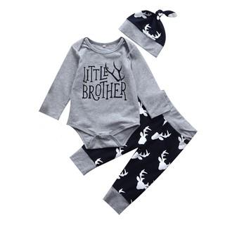Bộ quần yếm cotton dễ thương cho trẻ sơ sinh