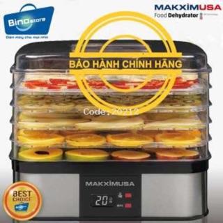 Máy sấy hoa quả Makxim USA MKX-DH