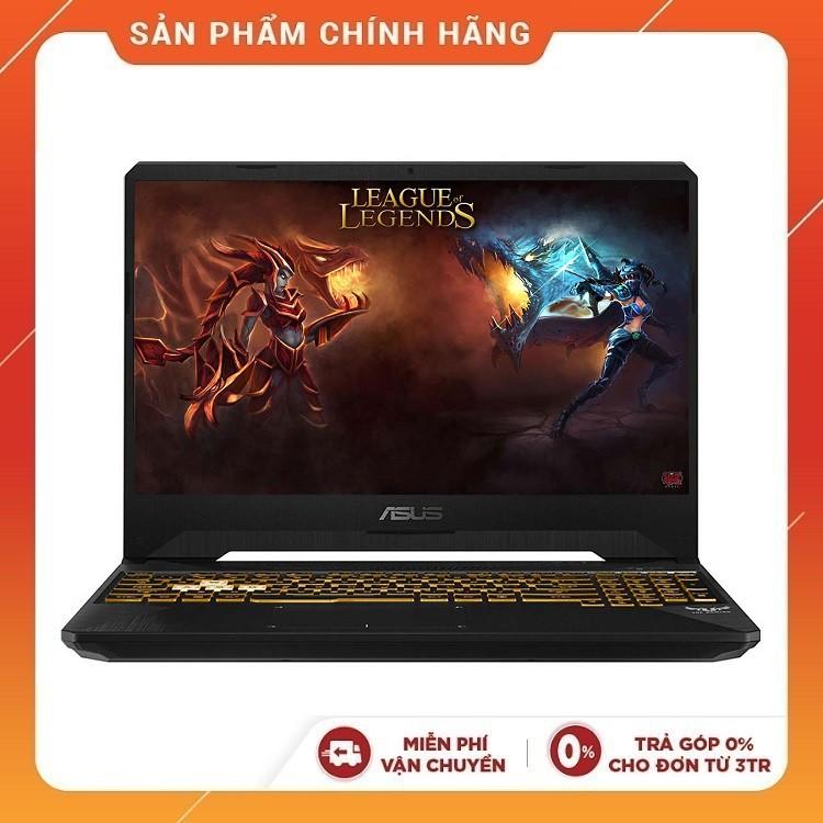 Laptop Asus TUF Gaming FX505DD-AL186T R5-3550H | 8GB | 512 GB | GTX 1050 | 15.6 FHD-Chính Hãng
