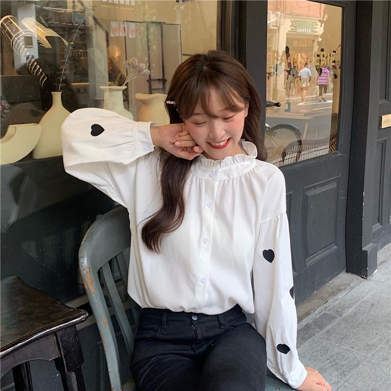 ที่หุ้มขา เสื้อสตรี  เสื้อเกาหลี เสื้อเชิ้ต