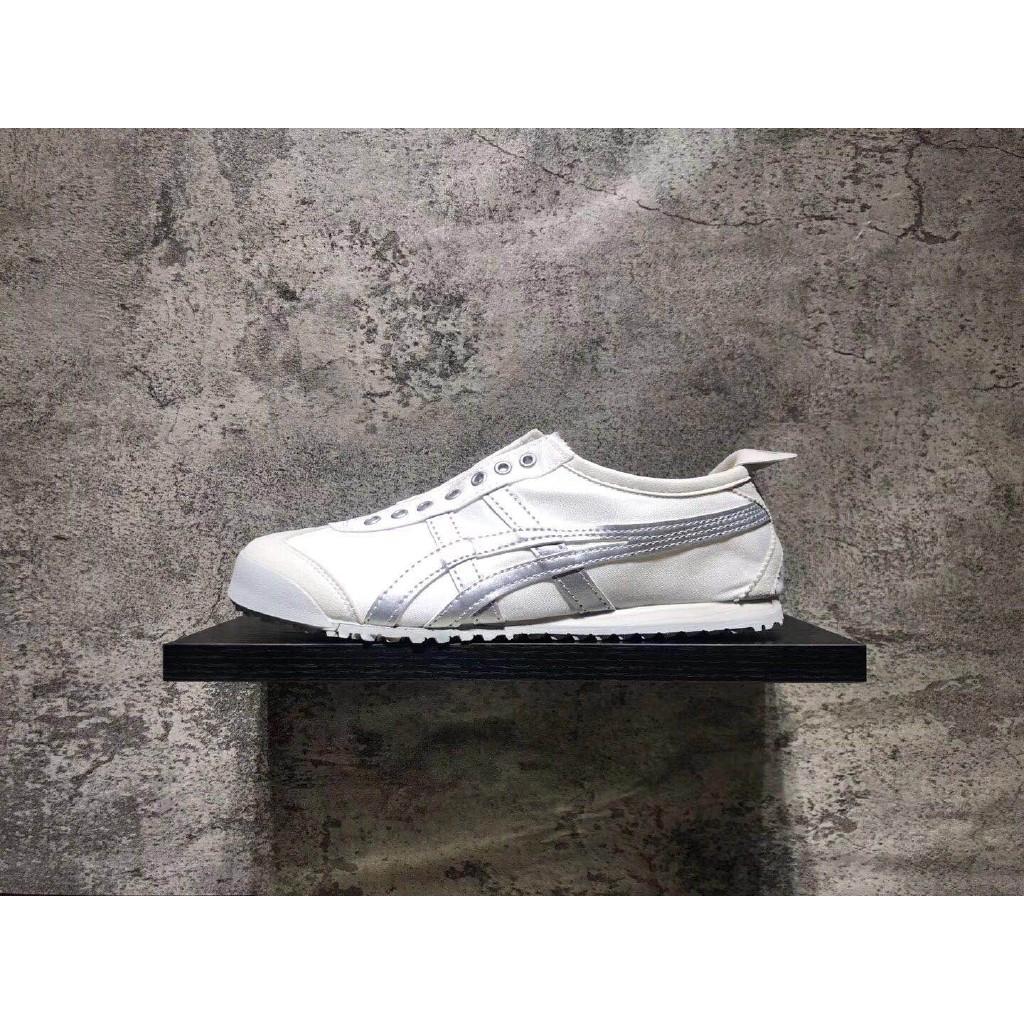 Original Asics tiger Canvas shoes flatshoes running shoes for men/women low top1