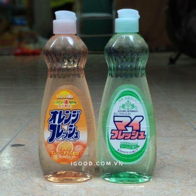 Nước rửa bát Rocket Nhật 600ml