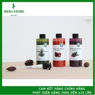 CHÍNH HÃNG Sữa Rửa Mặt Rau Củ Super Vegitoks