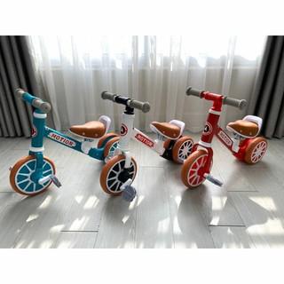 [3 NGÀY GIÁ SỐC] Xe chòi chân thăng bằng kết hợp bàn đạp mẫu 2020 [HÀNG LOẠI 1] Kids & Mom Evely