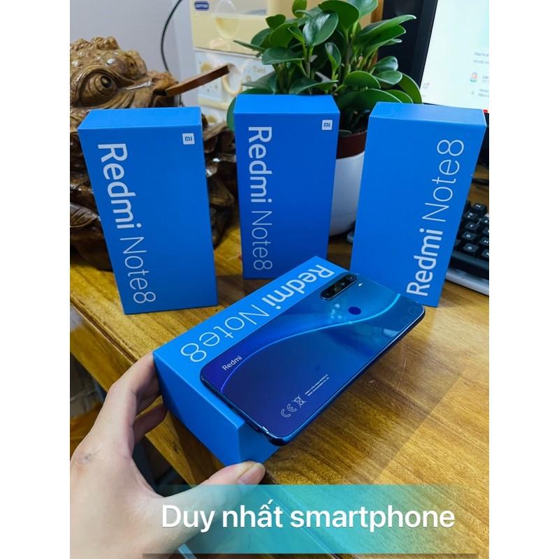 iên Thoại Điện thoại Xiaomi Redmi note 8 64/4GB Nhập Khẩu