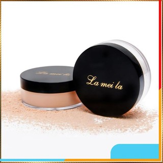 ( Top Bán Chạy ) Cửa Hàng Aura Cosmetic – [Mua lẻ với giá sỉ] Phấn phủ dạng bột kiềm dầu Lameila PPL23