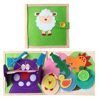 Baby Wonder Box – sách vải Khasa