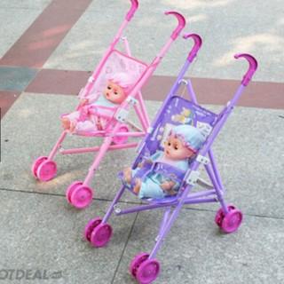 [Mã TOYDEC giảm 10% tối đa 15K đơn từ 50K] Đồ chơi búp bê xe đẩy cho bé