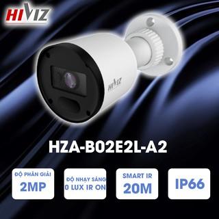 Camera Hiviz HZA-B02E2L-A2 - Chính hãng - BẢO HÀNH 24 THÁNG thumbnail