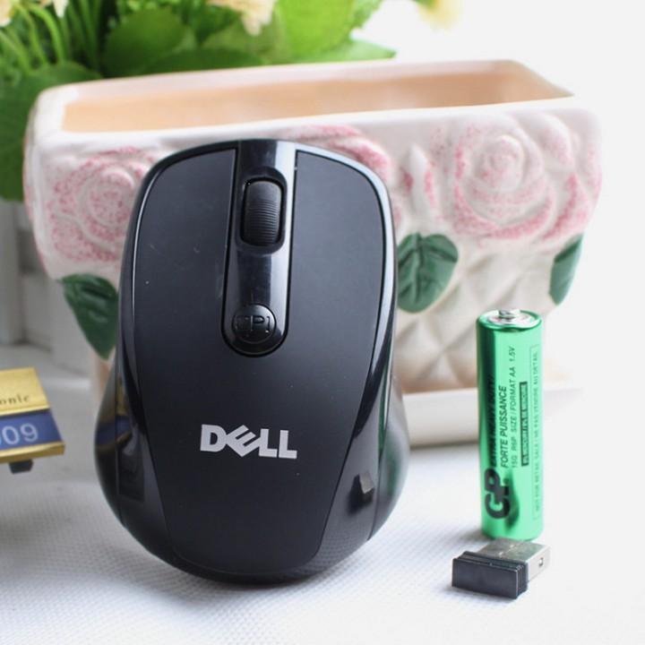 [Nhập ELCLMAY hoàn 30K xu đơn từ 200K][XẢ KHO, GIÁ HỦY DIỆT] Chuột không dây bluetooth DELL