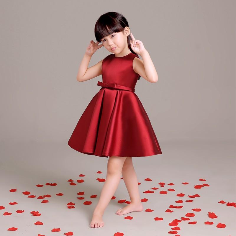 6303237542 - đầm xoè công chúa phối hoa cho bé gái