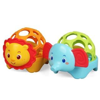 Bóng lục lạc mềm phát đèn nhạc Toyshouse -01504