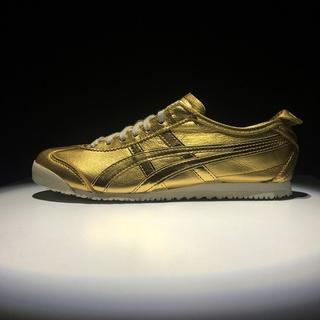 ASICS Onitsuka Tiger MEXICO 66 DELUX D6G1L-9393 Giày thể thao nam và nữ giày chạy bộ giày bình thường AZ0734