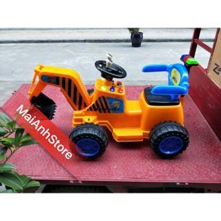 Xe cẩu điện trẻ em. SIZE ĐẠI ( Mẫu mới nhất )