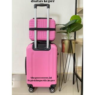 Túi Đựng Đồ Trang Điểm B45 14inch Joshee 12 Pink Day Promo I