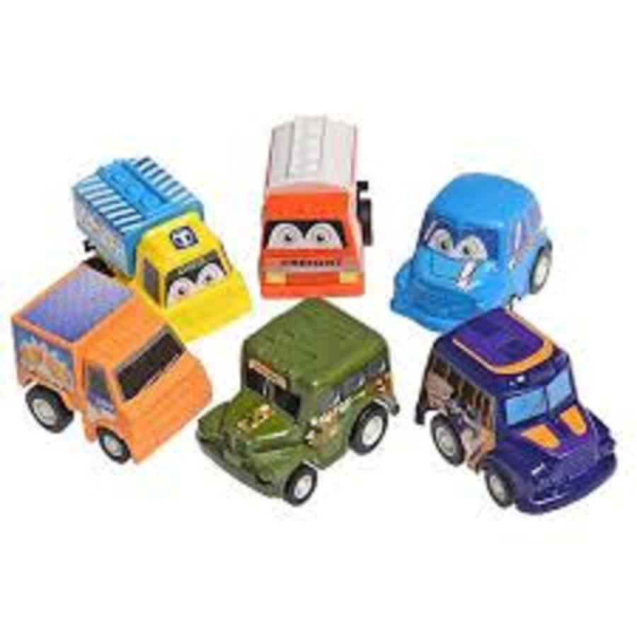 Bộ đồ chơi ô tô mini 6 món, nhựa cao cấp an toàn cho bé - 22977148 , 2024882244 , 322_2024882244 , 59000 , Bo-do-choi-o-to-mini-6-mon-nhua-cao-cap-an-toan-cho-be-322_2024882244 , shopee.vn , Bộ đồ chơi ô tô mini 6 món, nhựa cao cấp an toàn cho bé