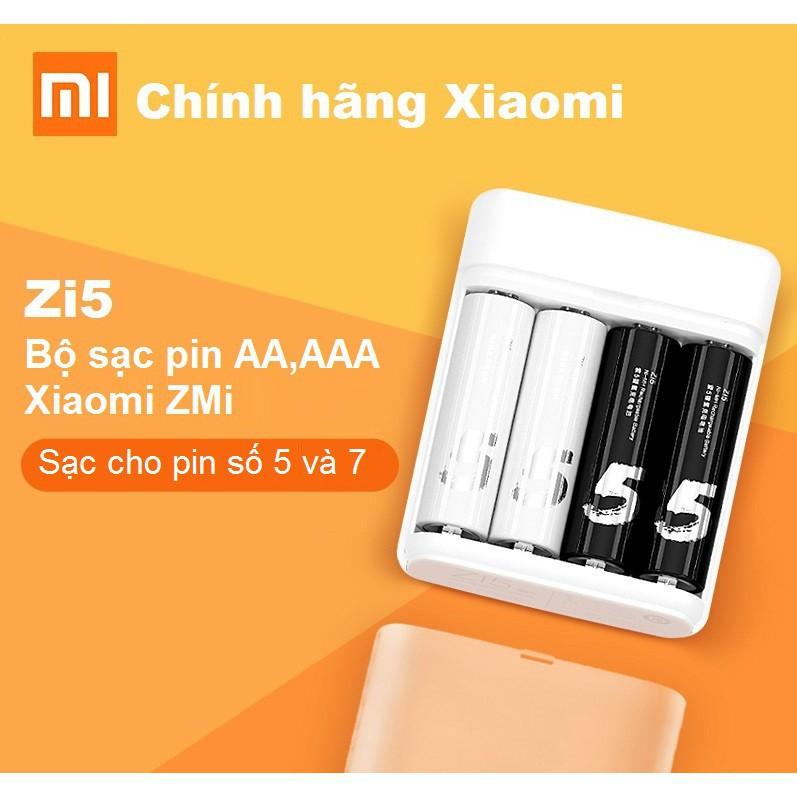[Chính Hãng] Pin AA Xiaomi Zi5 sạc được nhiều lần