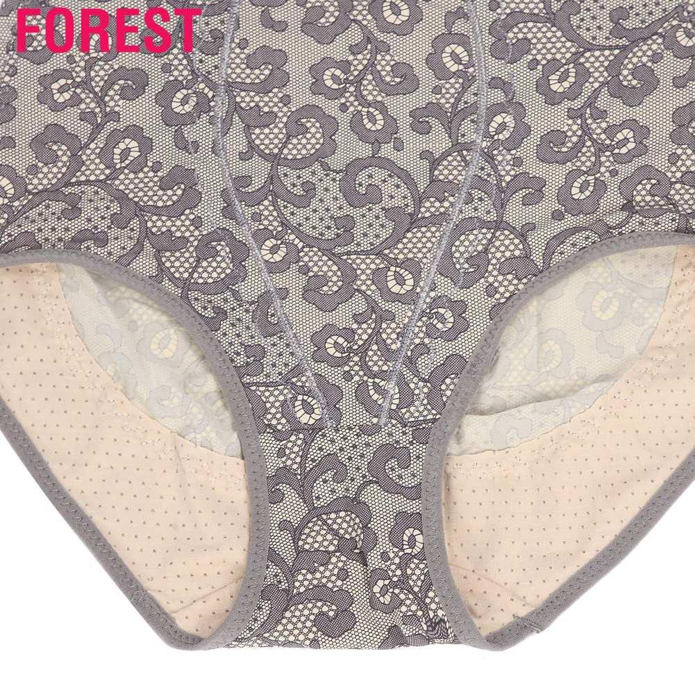 (Hàng Mới Về) Quần Lót Lưng Cao Định Hình Cơ Thể Cho Phái Nữ