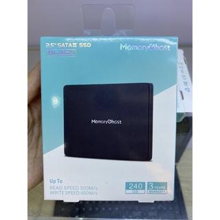 Ổ SSD MEMORY GHOST 240gb Black - Bảo hành 36th NEW 100% thumbnail